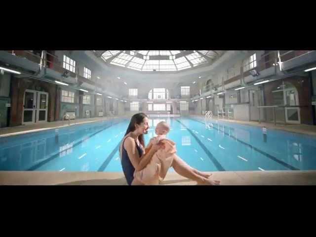 Publicidad BIND Banco Industrial – Bebé – Somos todos parte de algo más grande
