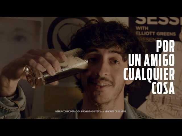Publicidad FERNET BRANCA – Guitarra – Dia del Amigo 2015