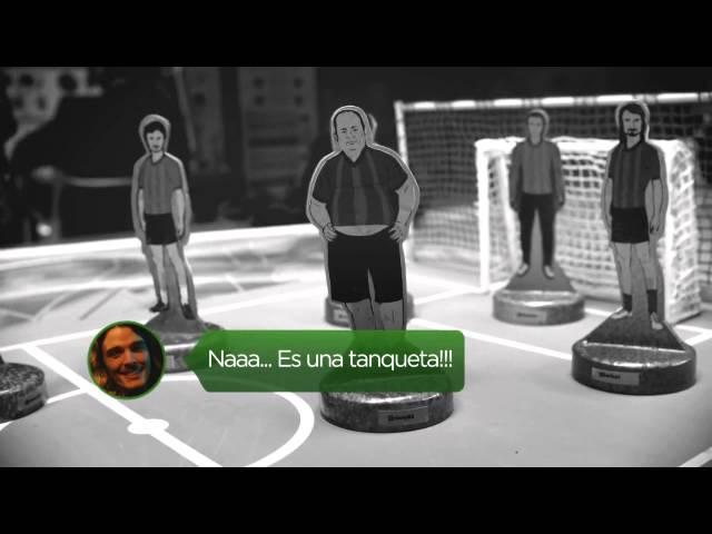 Publicidad FIBERTEL – Mes del Amigo – Estrategia futbol