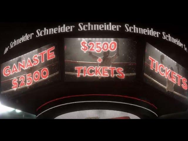Publicidad SCHNEIDER – Lo bueno lleva tiempo – Guardia baja – Aumento de 2 luquitas y media