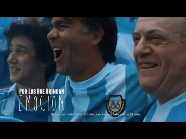 Publicidad VINO TORO – Himno Argentino