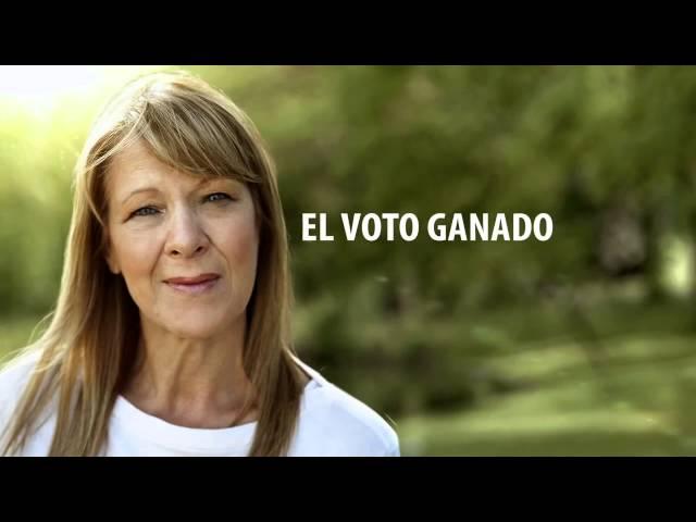 Spot STOLBIZER – PROGRESISTAS Octubre 2015 – El voto ganado