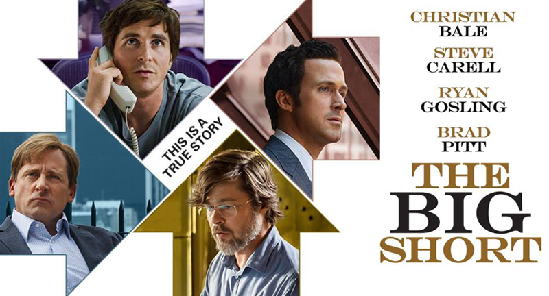 The Big Short – La Gran Apuesta (2015)