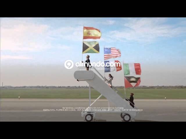 Publicidad AL MUNDO – Promo 2D – Apretar el botoncito