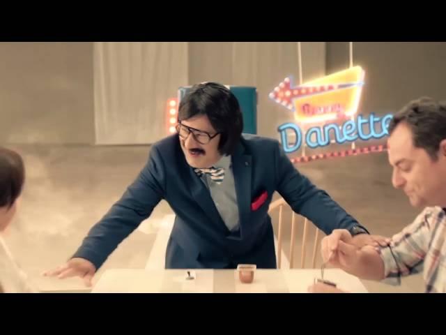 Publicidad DANETTE Uruguay – Pichu Straneo es Danny Danette