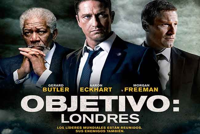 Londres bajo fuego – London Has Fallen (2016)