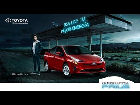 Comercial TOYOTA Prius 2016 – Soy Híbrido – Poncho Herrera