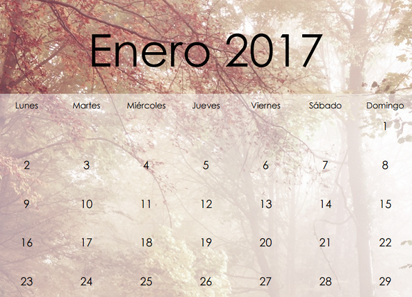 generar calendario gratis online