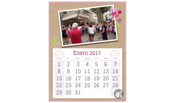 calendario hp imprimir