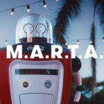 Publicidad COCA COLA - Robot MARTA - Coca Cola sin azúcar