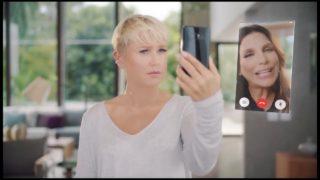Comercial VIVO – Em que tempo você vive? – Xuxa con Ivete Sangalo